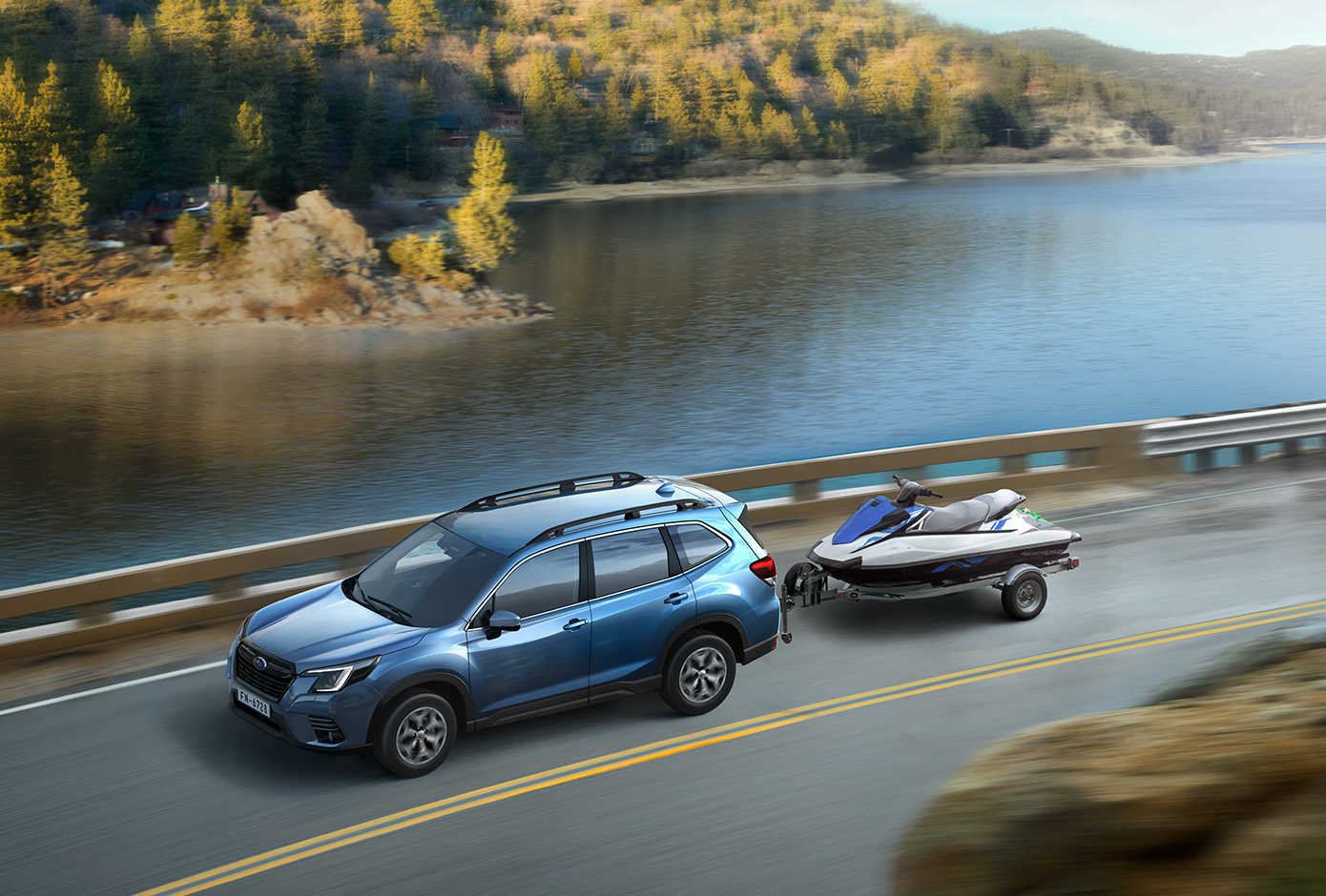 All New Forester 2019
