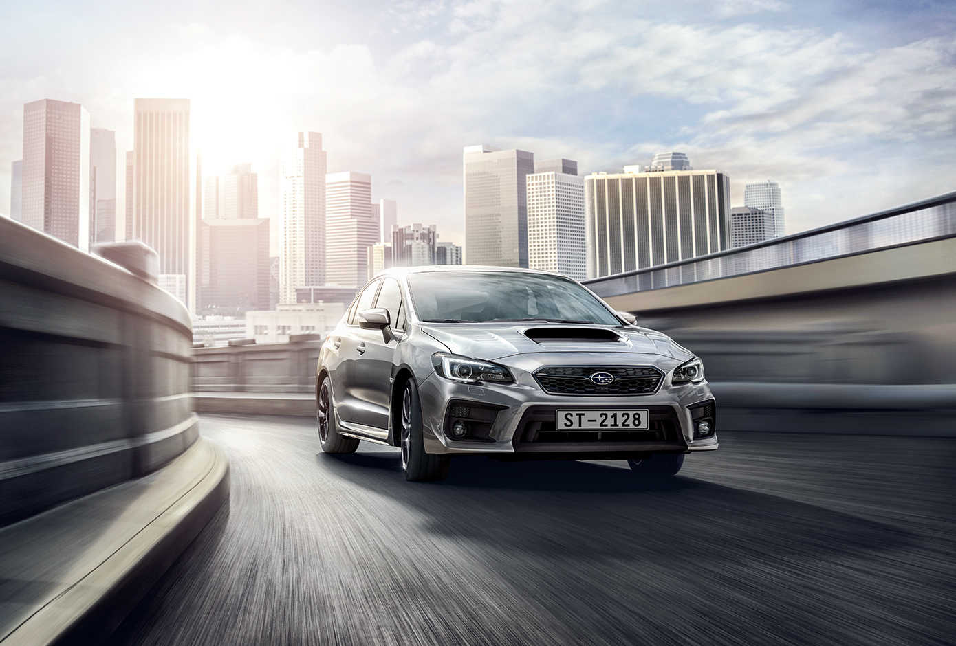 All New wrx 2019